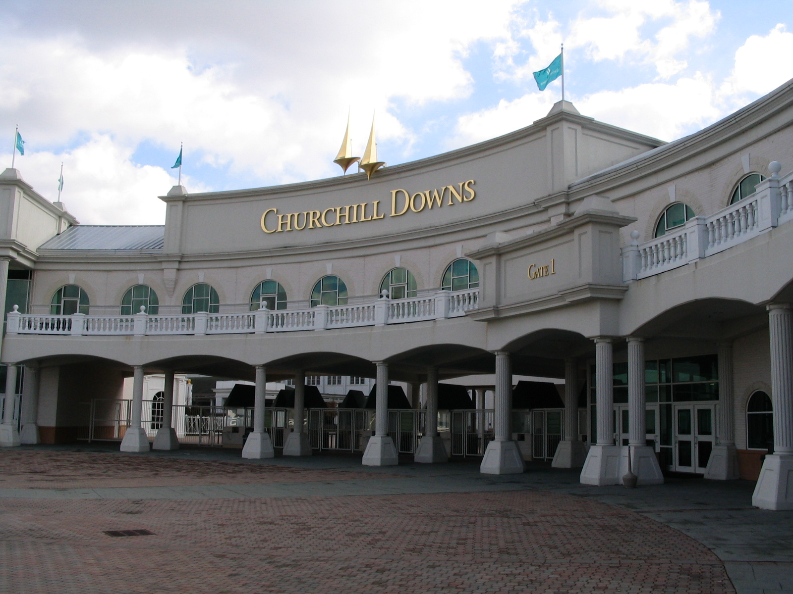 VIP at Churchill Downs
