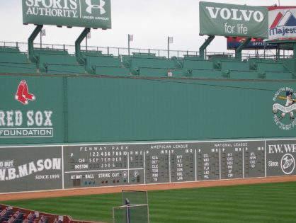 Boston Red Sox & Samuel Adams Tour