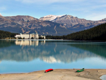 Chateau Lake Louise Getaway