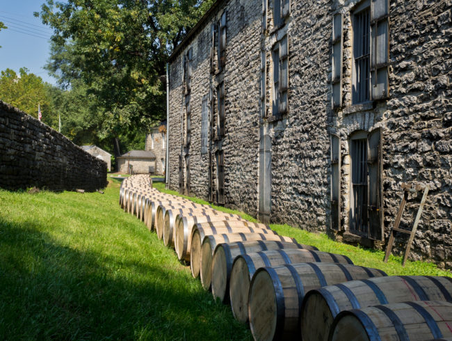 The Kentucky Bourbon Trail