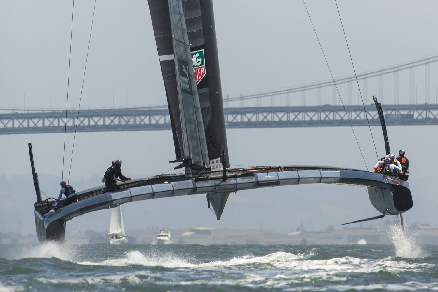 America's Cup Sailing Adventure